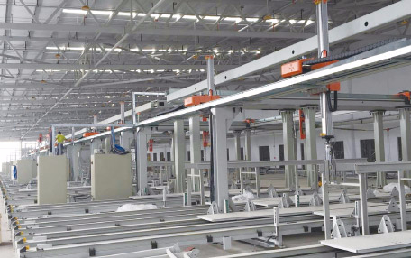 Triaxial Carrying Gantry Robot